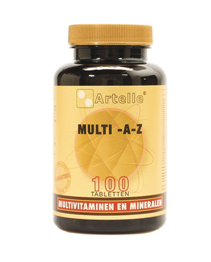 40547-Multi-A-Z-100-tablet